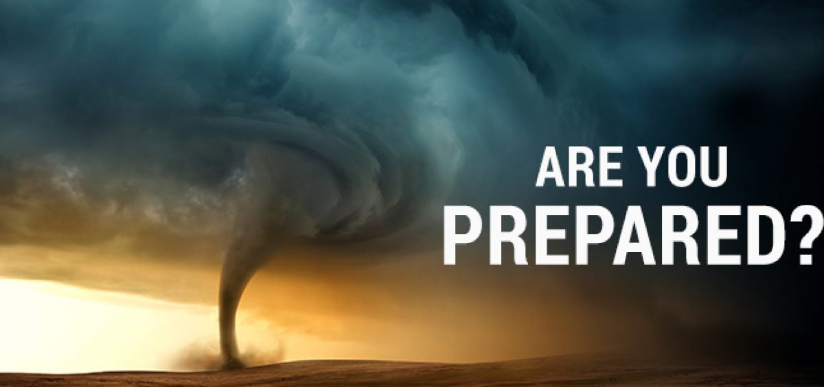 tornado season is here are you prepared