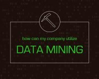 How can my company utilize data mining