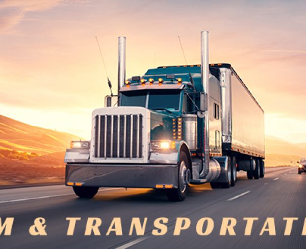 Transportation, Logistics, and Content Management