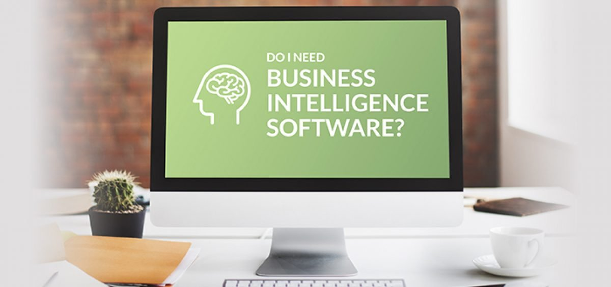do i need business intelligence?