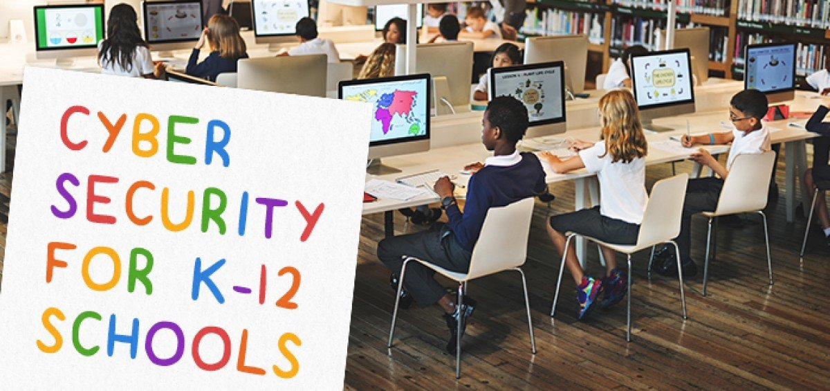 Cybersecurity for K-12 Education