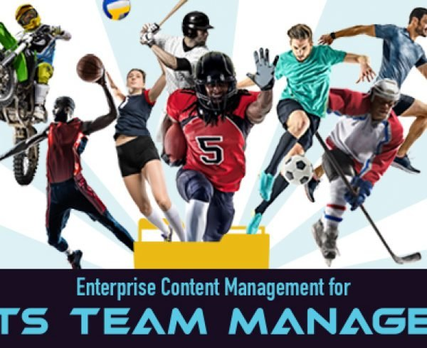 Enterprise Content Management for Sports Team Management