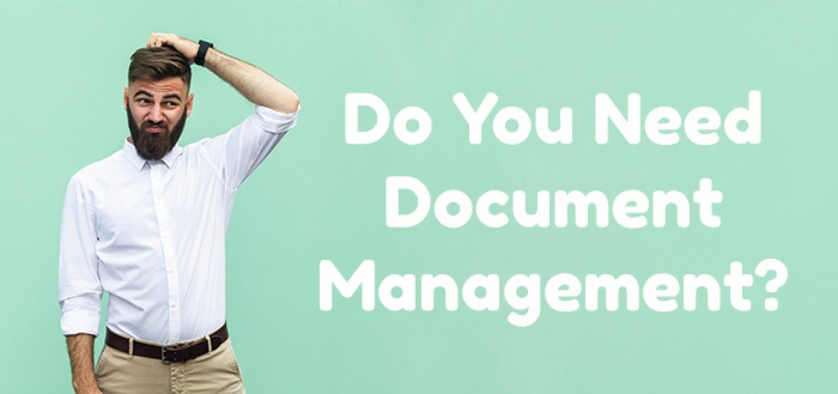 Do I really need content management?