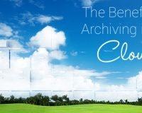 The Benefits of Archiving in the Cloud