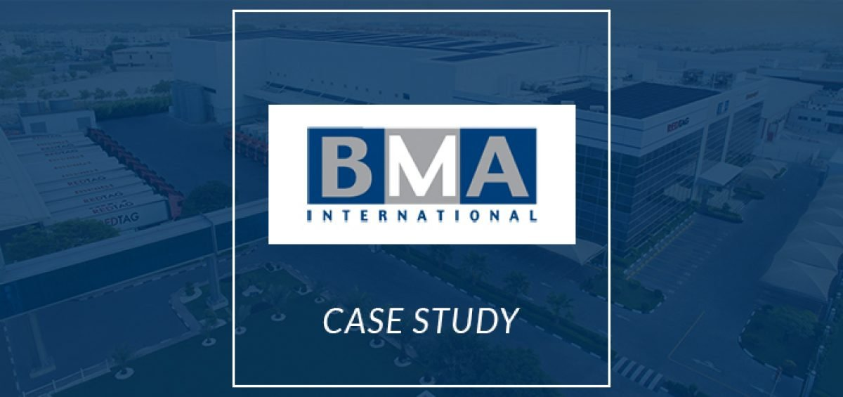 BMA International Streamlines Data Entry and Document Retrieval with Contentverse