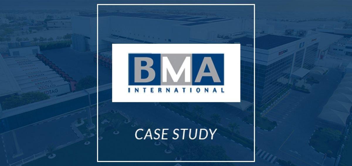 BMA International Streamlines Data Entry and Document Retrieval with Contentverse