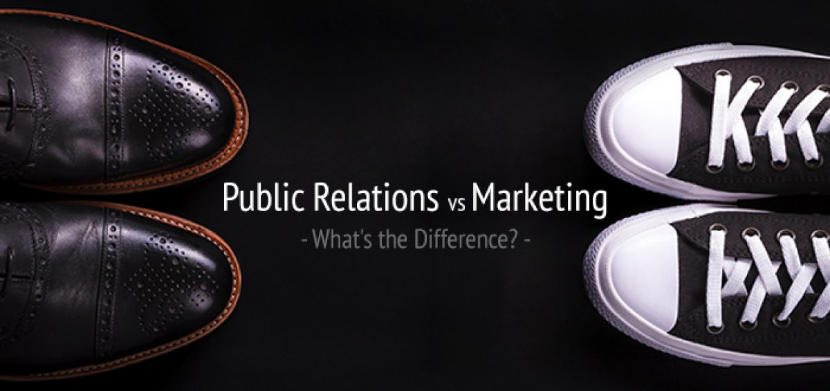 Public Relations vs Marketing: What's the Difference?
