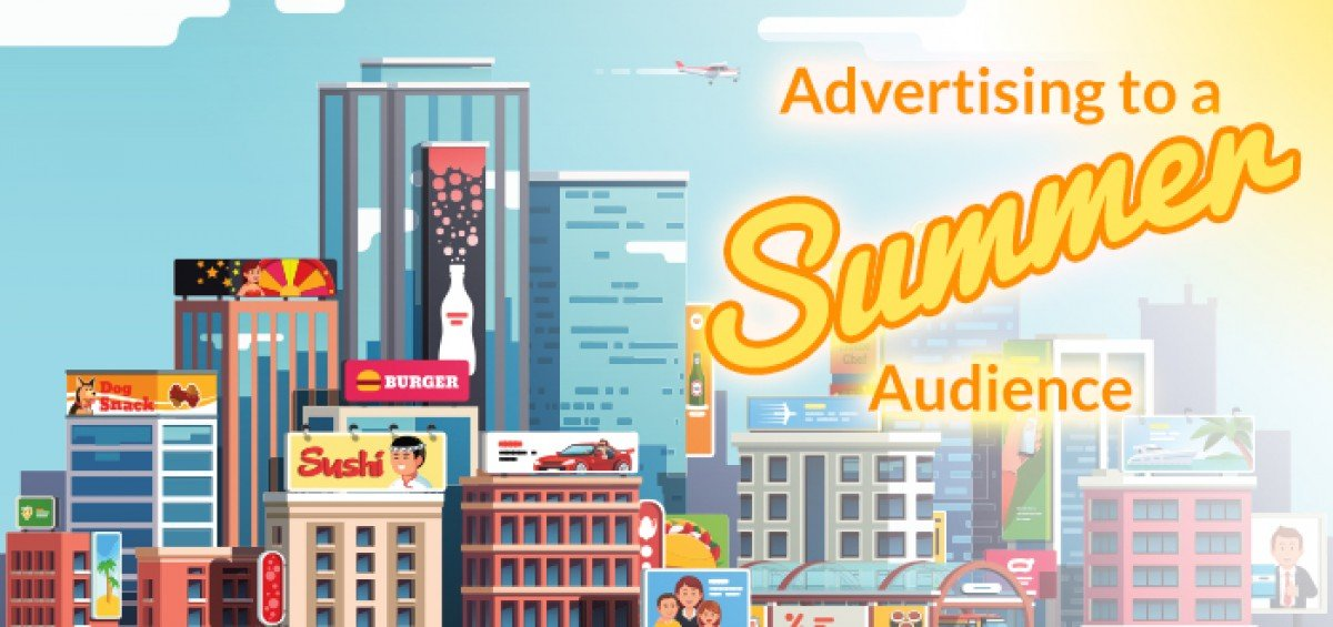 Advertising to a Summer Audience