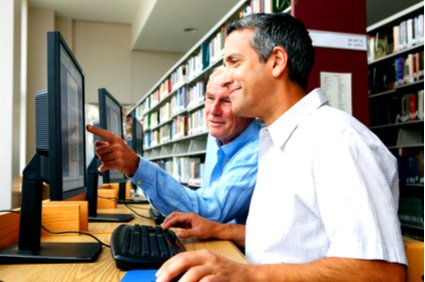 Content Management for Library Records Management