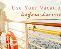 Use Your Vacation Days Before Summer Ends