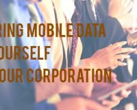 Securing Mobile Data for Yourself and Your Corporation