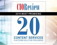 Computhink Celebrated in CIO Review Magazine's 20 Most Promising Content Services Platform Solution Providers 2019