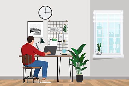 How to Customize Your Perfect Work-From-Home Setup