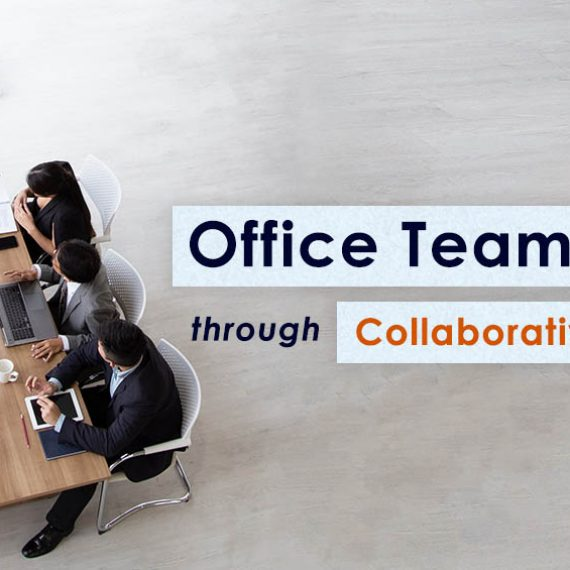 Office Team Building Through Collaborative File Sharing