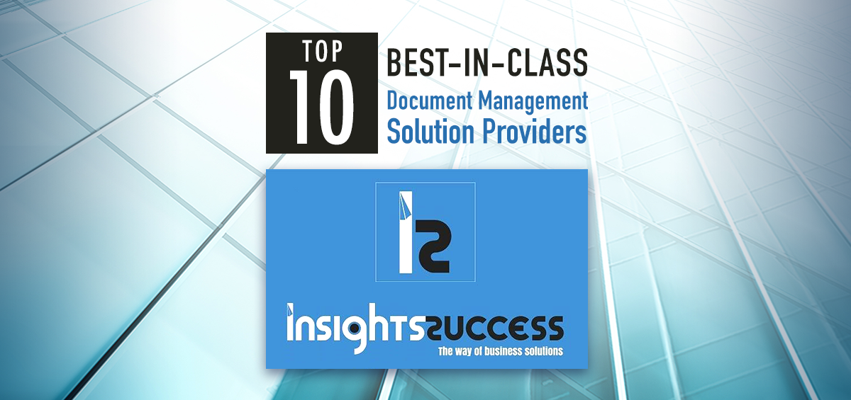 Computhink Named in Top 10 Best-in-Class Document Management Solution Providers