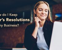 How do I Keep New Year's Resolutions for my Business?